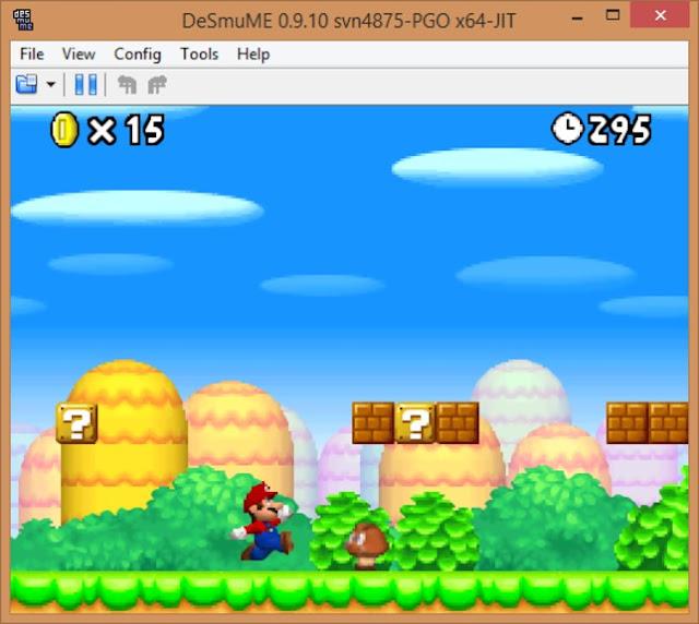 افضل برنامج محاكاة لتشغيل جميع العاب Nintendo DS و GBA