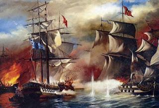 Η Ναυμαχία του Γέροντα. Σαν σήμερα 29 Αυγούστου 1824
