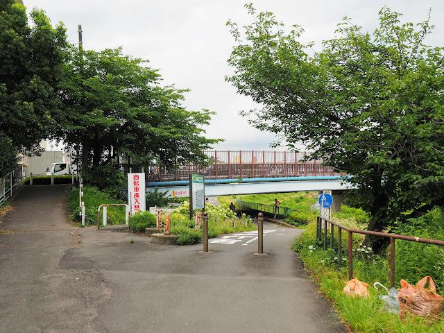 浅川 陣馬街道