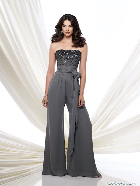 Formal Jumpsuit You Should Wear in Wedding Party