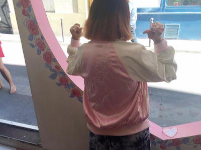 Pink Lady blogueuse mode