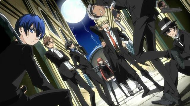 Arcana Famiglia - Anime Action Romance Harem Terbaik