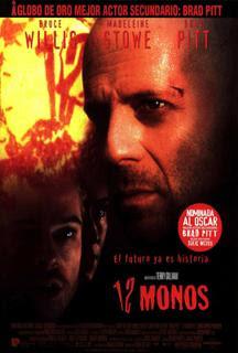 descargar 12 Monos (1995), 12 Monos (1995) español
