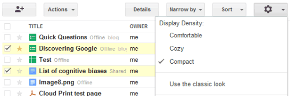 how to customize and receive new by google
