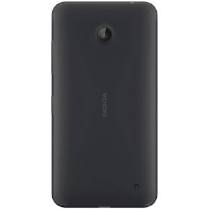 Nokia Lumia 638 - rear