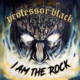 "Ο δίσκος των Professor Black ""I Am the Rock"""