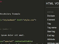 Cara Membuat struktur program HTML Untuk Pemula