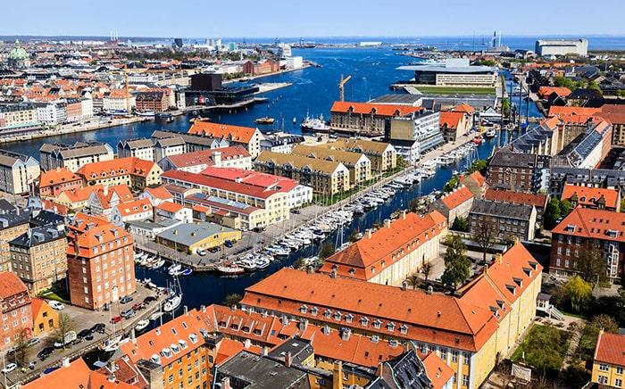 Рейтинг самых дорогих городов – Копенгаген