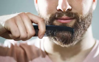 Healthy Beard - mustache Dandruff in Men