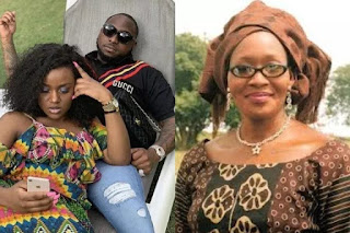 Davido and Kemi Olunloyo fight dirty on Twitter