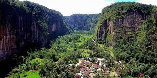 Pengertian Lembah dan Contoh Lembah di Indonesia