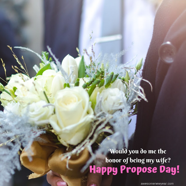 Happy Propose Day  Wishes 2019