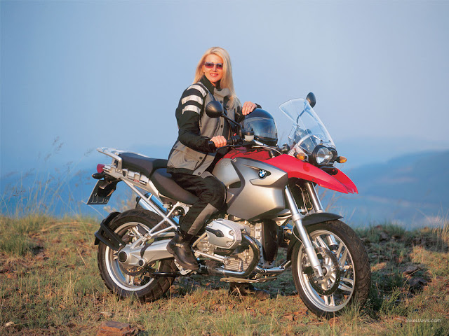 BMW R1200 GS INDIA