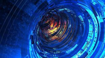 Spiral, Abstract, Digital Art, 4K, #4.330
