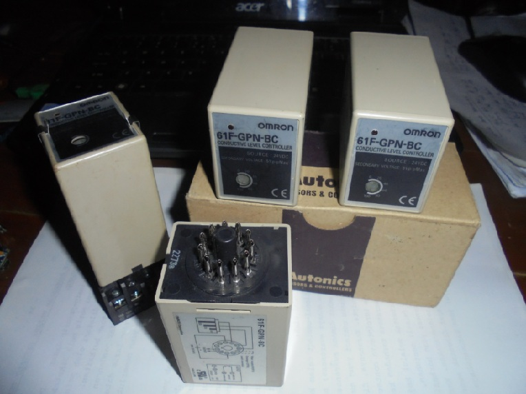 Water Level Controller Omron - Dijual  !!