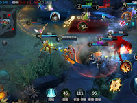 MOBA 10 vs 10 Android - Glory Of Immortal MOD APK Terbaru Downlaod Gratis