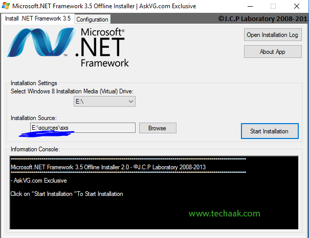 Install dot NET Framework Offline/ with windows iso/img file