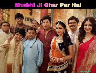 Bhabhi Ji Ghar Par Hai Character