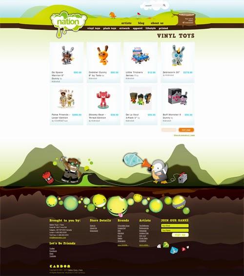 thiết kế web bán hàng đồ chơi giá rẻ
