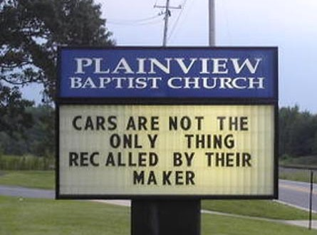 Church Sign Generator