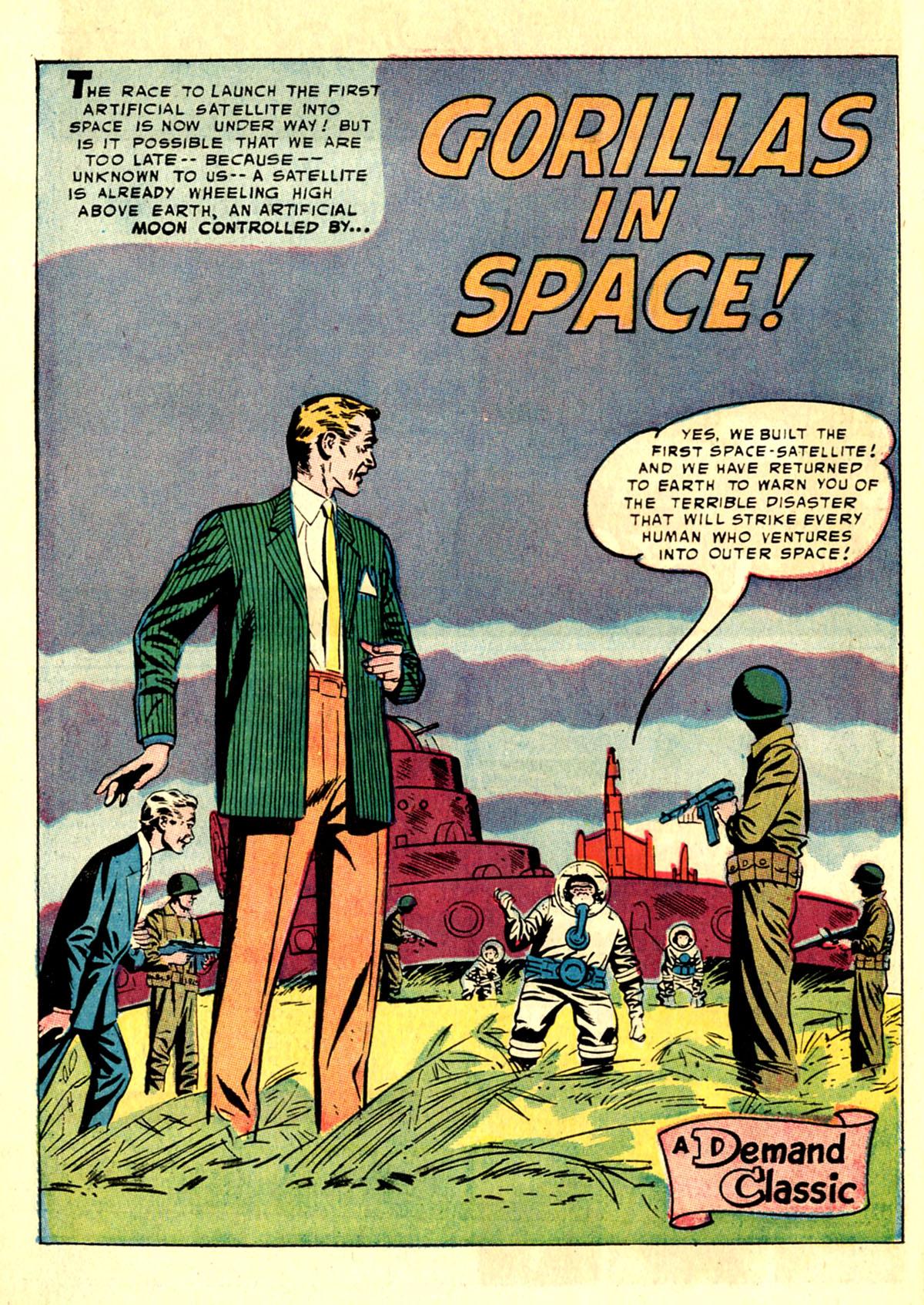 Strange Adventures (1950) issue 208 - Page 25