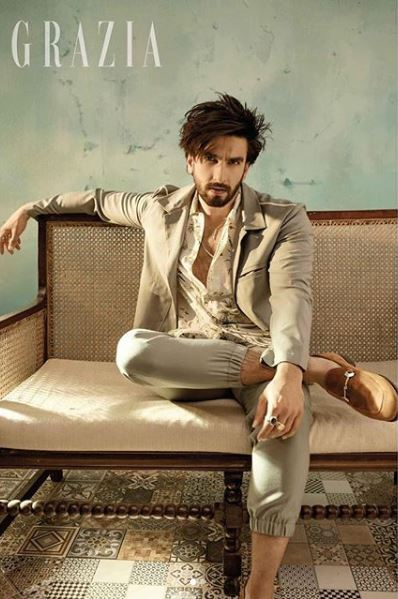 Ranveer Singh's real name was Ranveer Bhavnani, he was born in Sindhi family. They were originally from Karachi, Pakistan and his grandparents moved to Mumbai at the time of partition of India.    The skill of the actor was not in his blood but his passion turned him on, and for that Mr Singh did many hard-work. The issue was not financial but it was a matter of skill that he wanted to excel in. He had no background in the Indian film industry. Whatever he did was on the basis of his own skill set.