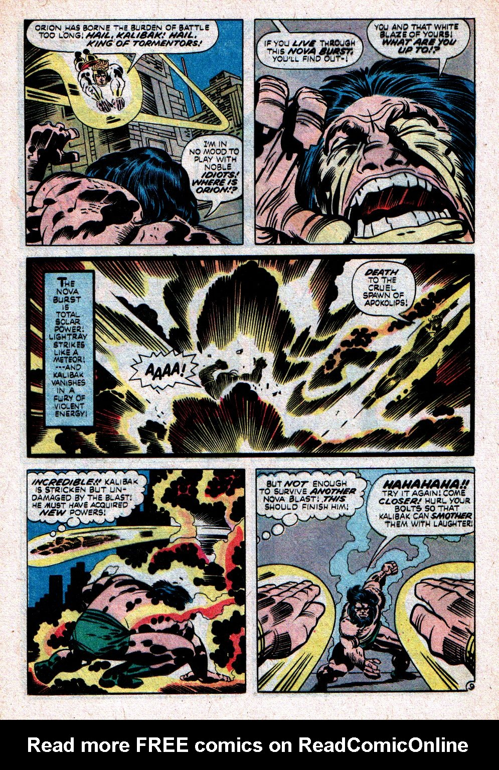 The New Gods (1971) issue 11 - Page 13