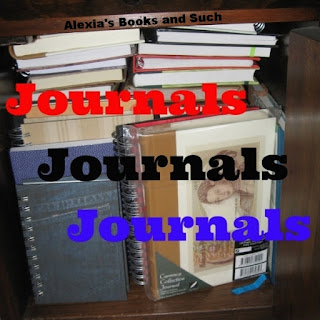 My Journals:  We have a winner!
