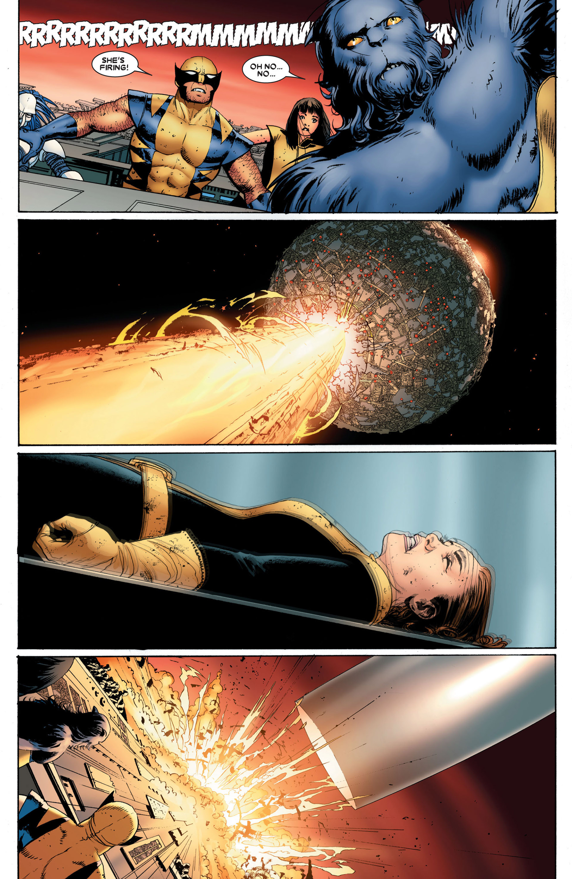 Read online Astonishing X-Men (2004) comic -  Issue #24 - 23