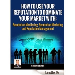 reputation management, andrew wroblewski, reputation monitoring, reputation books