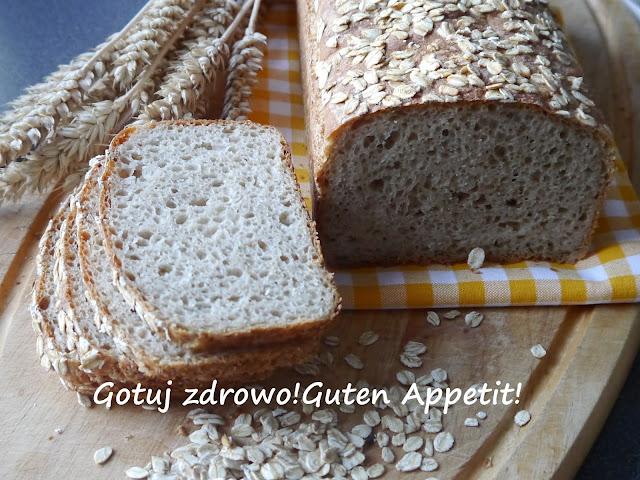 Chleb pszenno - owsiany na drożdżach - znakomity - Czytaj więcej »