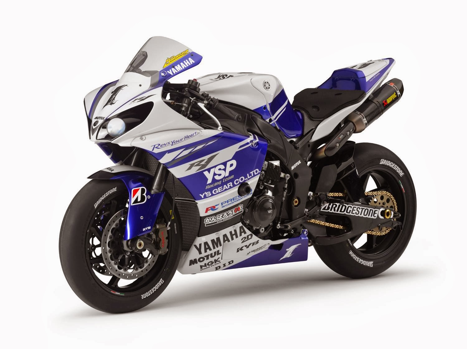 Planet japan blog all japan superbike yamaha yzf r1 k for Yamaha r1 2014