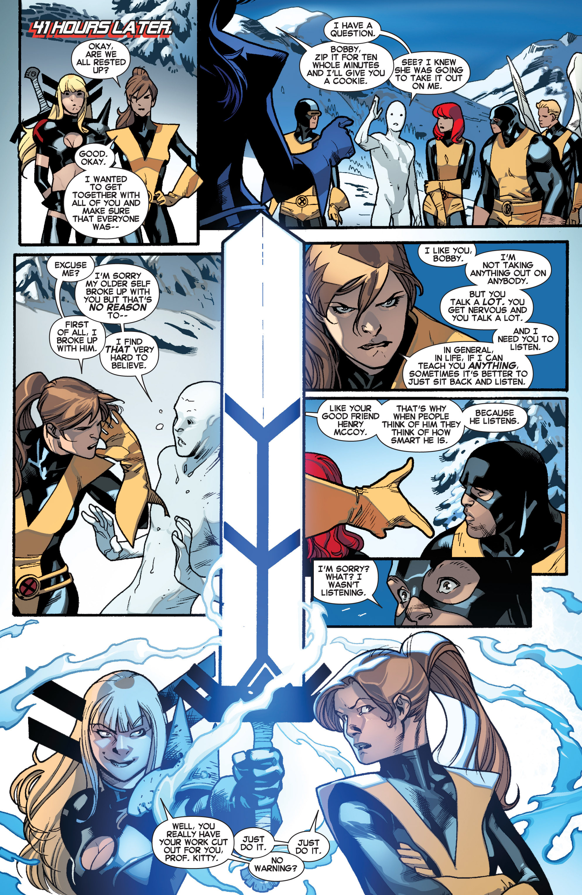 Read online All-New X-Men (2013) comic -  Issue # _Special - All-Different - 15