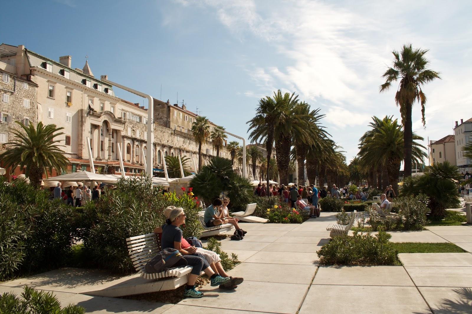 Split, Chorvatsko - v září s dětmi, cestování s dětmi