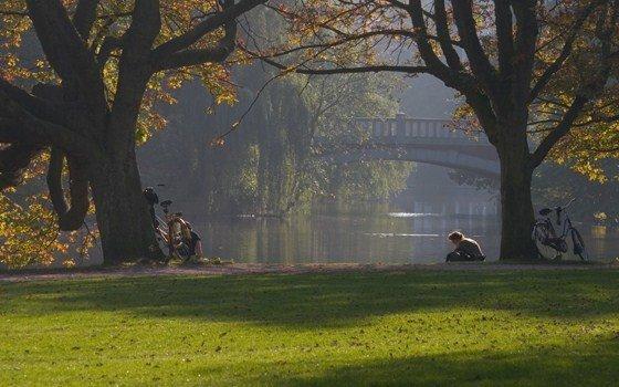 Visit Vondelpark Amsterdam