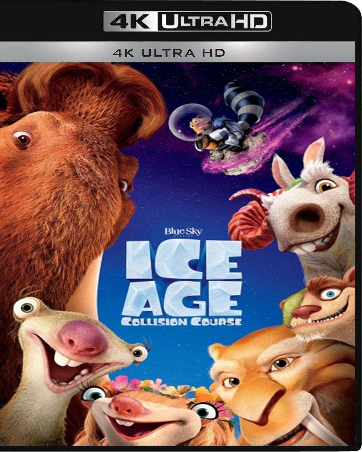 Ice Age: Collision Course [2016] [UHD] [2160p] [Latino – Castellano]