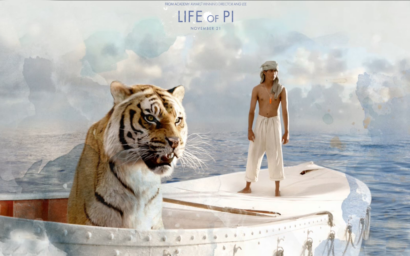 Life Of Pi Wallpapers HD Movies