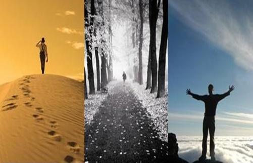 Todo Cristão passará um dia por 3 fases...