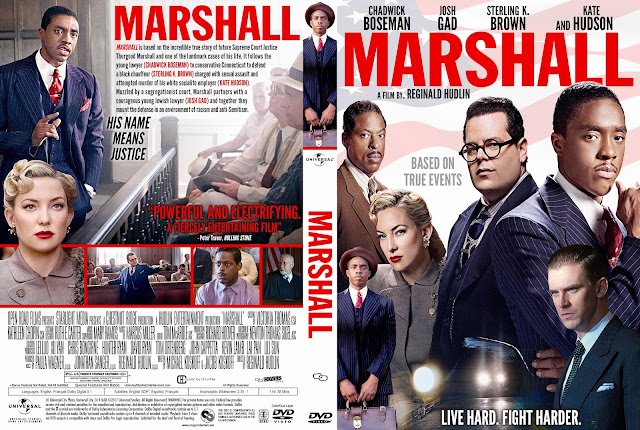 Marshall DVD Cover