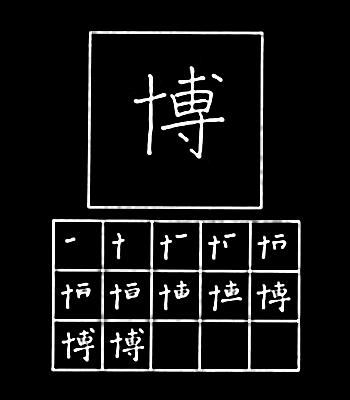 kanji ekstensif