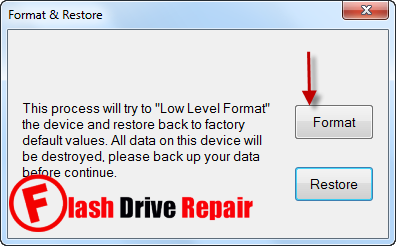 Phison Format and Restore tool V3.13