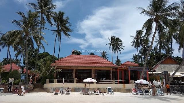 Hotel Review | Chaba Cabana Beach Resort, Koh Samui