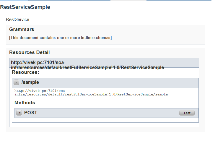 REST service testing using HTTP Analyzer