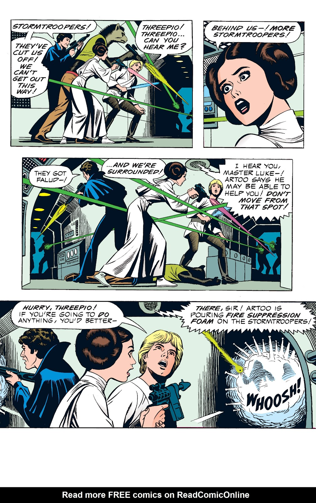 Read online Star Wars Legends: The Newspaper Strips - Epic Collection comic -  Issue # TPB (Part 1) - 71