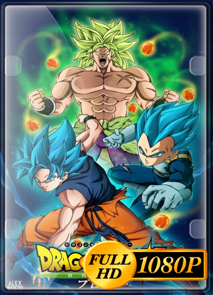 Dragon Ball Super Broly (2018) FULL HD 1080P LATINO/JAPONES