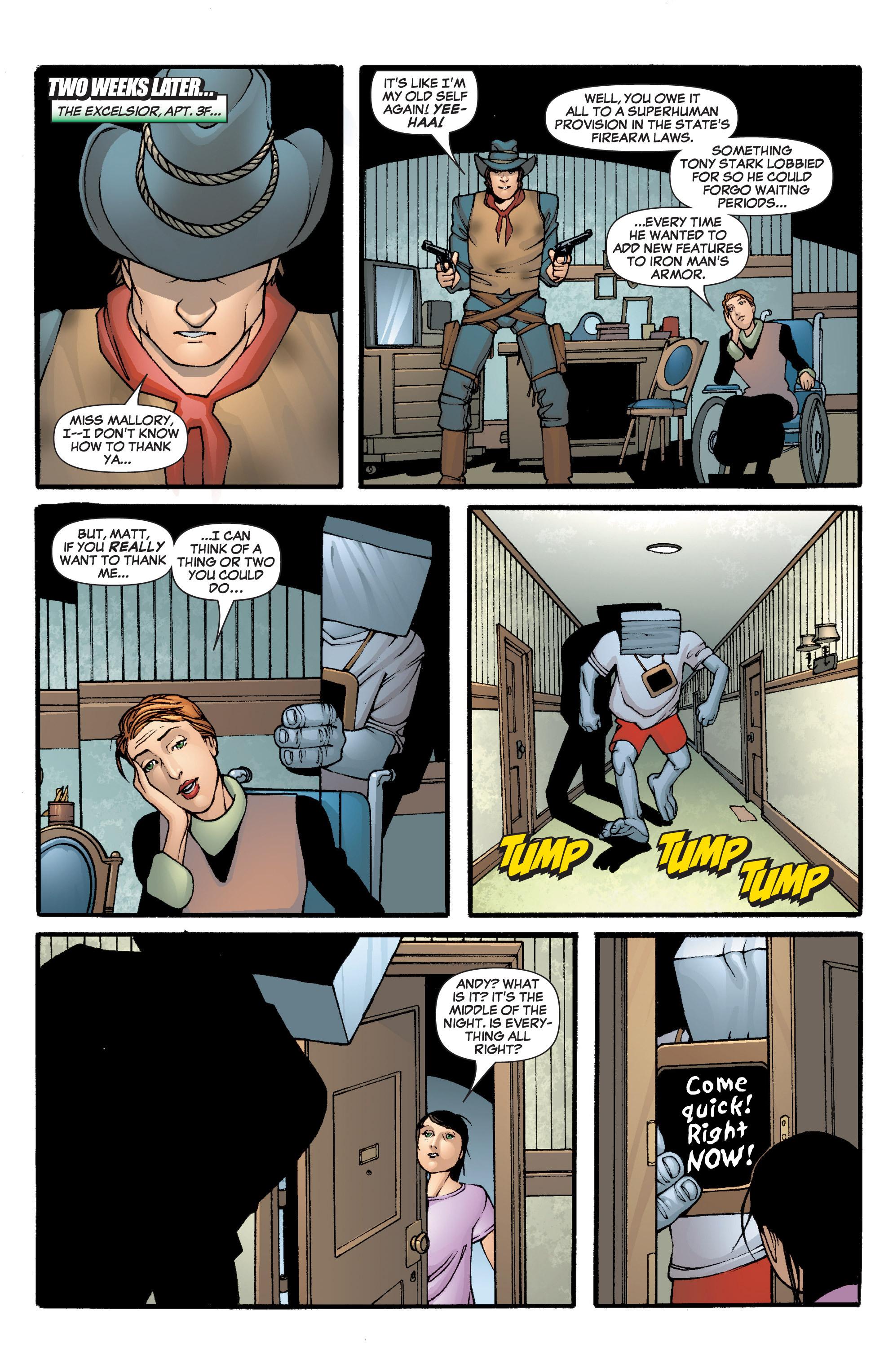 Read online She-Hulk (2005) comic -  Issue #5 - 18
