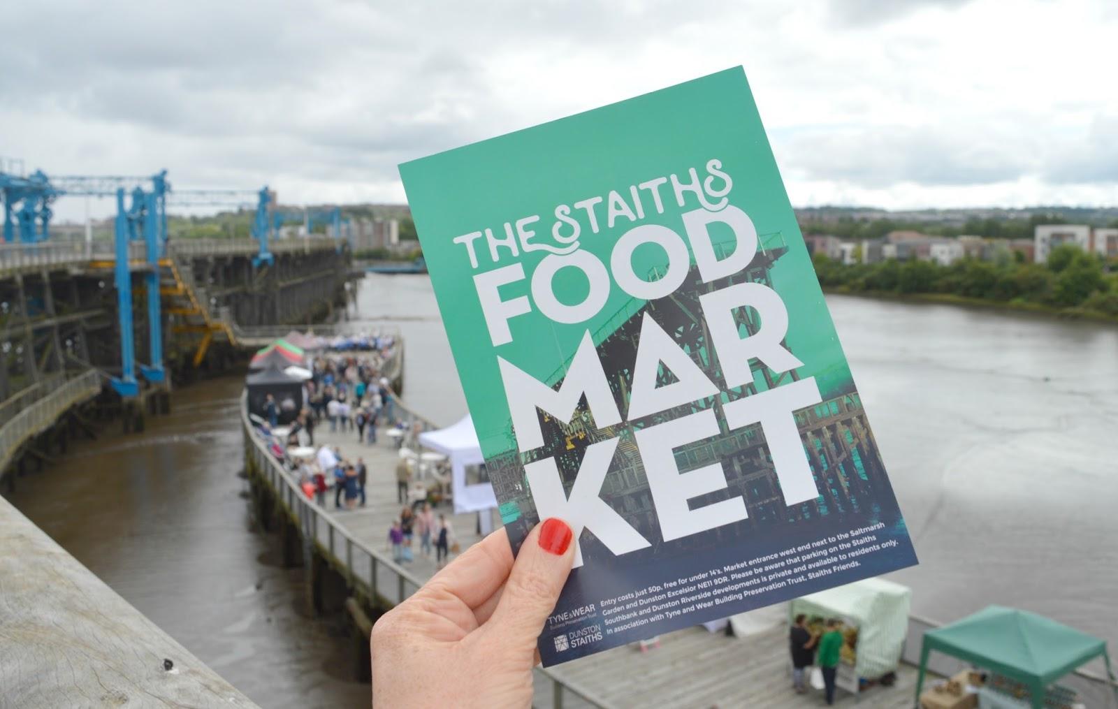 Staiths Food Market Gateshead