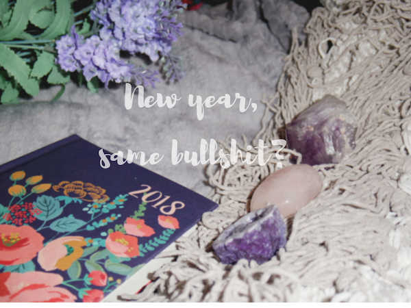 New year, same bullsh*t?