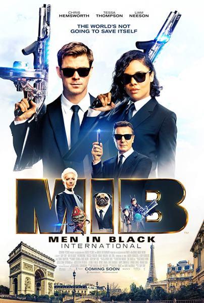 [Movie] Men in Black International (2019) 720p HD Size: 775MB