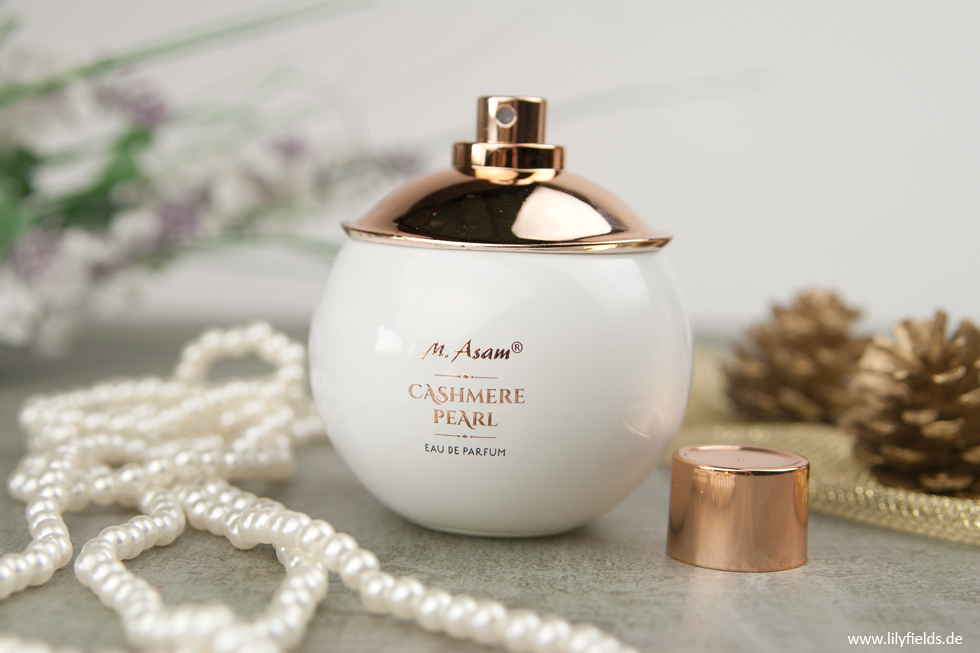 M. Asam - Cashmere Pearl Parfum - Review
